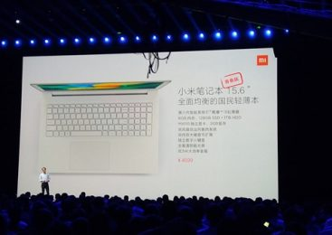 Представлен Mi Notebook Youth Edition